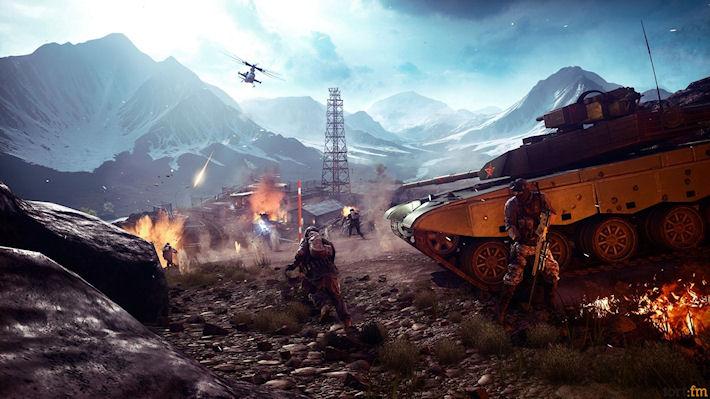 Дополнения к Battlefield 4