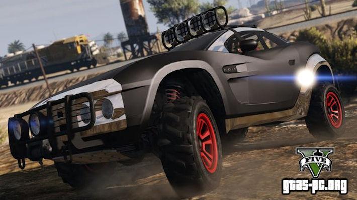Дополнительный контент в Grand Theft Auto V