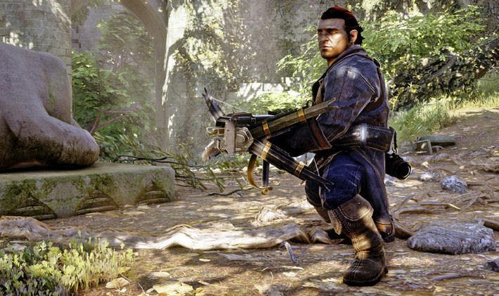 В Сети появились скриншоты игры Dragon Age III: Inquisition