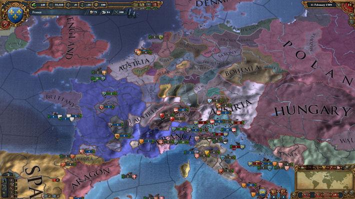 El Dorado — новое дополнение для Europa Universalis 4