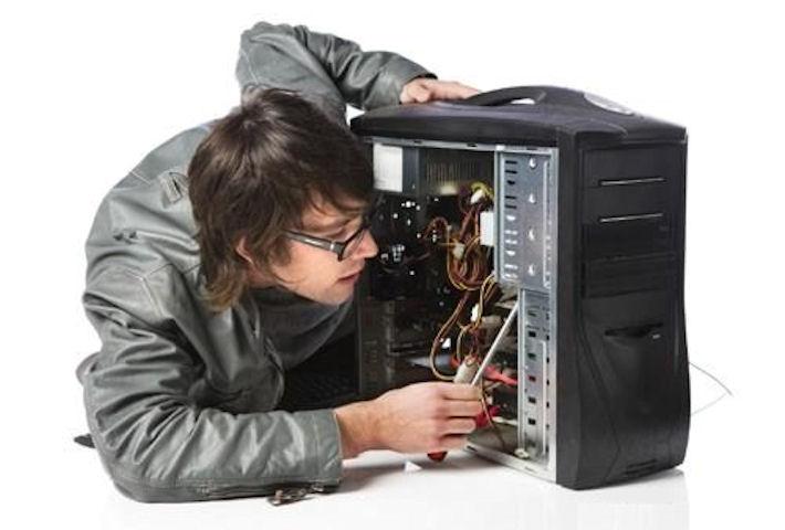 Если компьютер зависает. Самостоятельный ремонт.