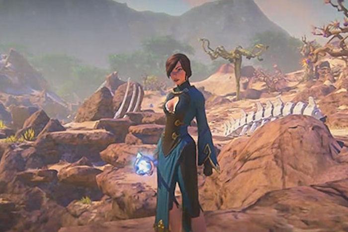 EverQuest Next – презентация Sony Online Entertainment