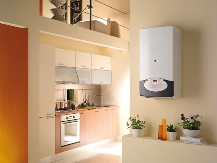 Газовый котел для квартиры
