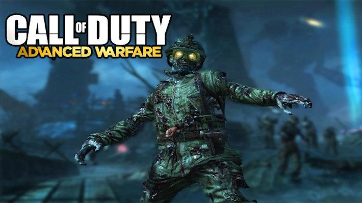 Геймеры истребили 2,5 миллиарда зомби в Call of Duty: Advanced Warfare