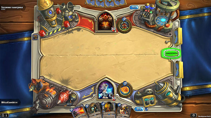 «Гоблины и гномы» — бомбовое дополнение к Hearthstone: Heroes of Warcraft