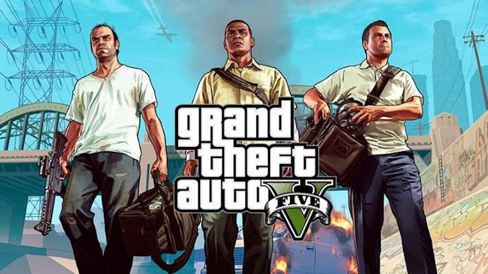 Долгожданная премьера Grand Theft Auto 5 для игровых систем нового поколения