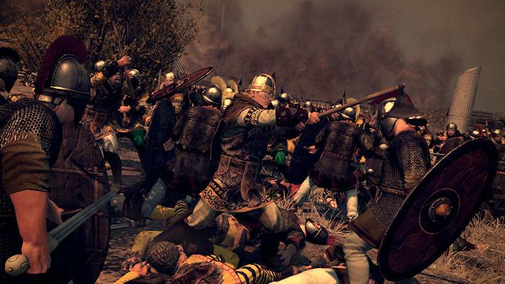 Грядёт релиз дополнения для Total War: Attila