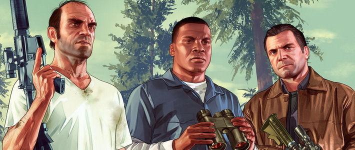 GTA V может стать лучшей игрой 2013 года