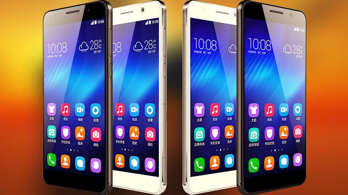 Новый смартфон от Huawei - Honor 6: восьмиядерный стеклянный смартфон