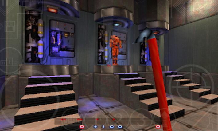 Игра, которая вернула сюжет в FPS. Half-Life 1 для Android