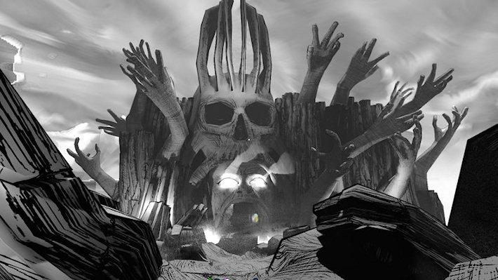 Игра The Magic Circle появилась в Steam Early Access
