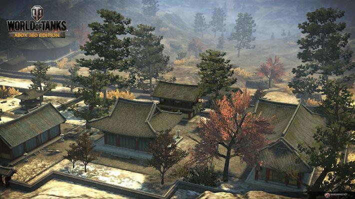 Игра World of Tanks: Xbox 360 Edition пополнилась 13-ю японскими «самураями»