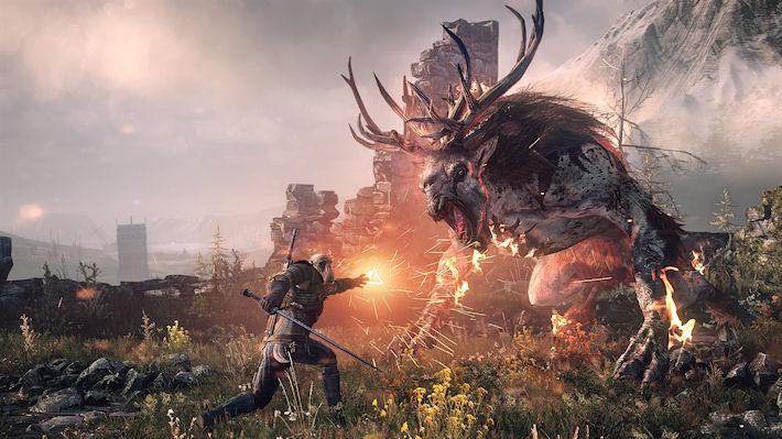 Игроки The Witcher 3: Wild Hunt отправятся в заброшенную деревню