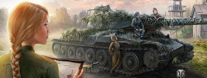 Игроков World of Tanks будут награждать за прохождение личных боевых задач