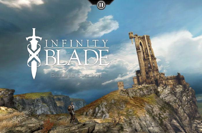 Разработчики объявили о скором выходе Infinity Blade 3