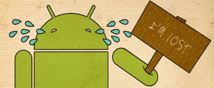 Как найти пропавший Android смартфон через Google