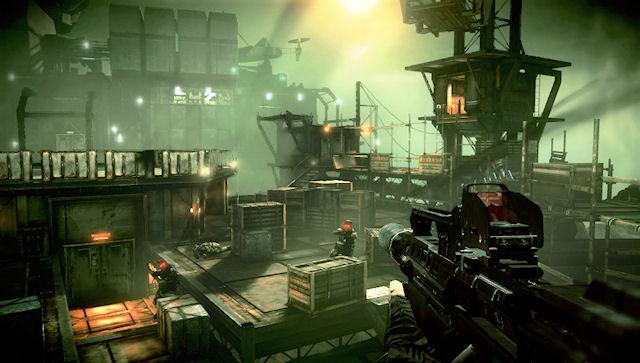 Первый геймплейный ролик Killzone: Mercenary