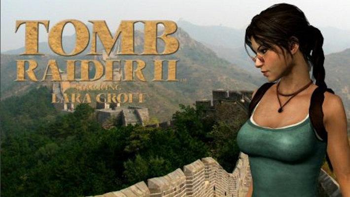 Классическая игра Tomb Raider добралась до Android