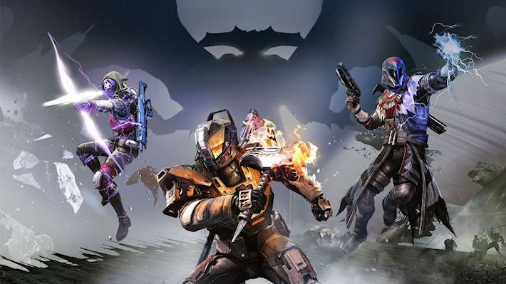 Limited Edition Destiny: The Taken King PlayStation 4 направляется в Россию