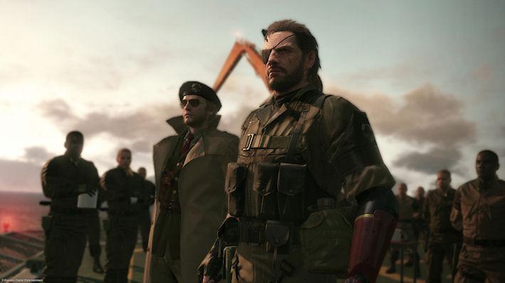 Появились подробности о погоде и местах действия в Metal Gear Solid 5: Phantom Pain