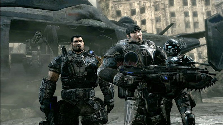 Microsoft готовит переиздание оригинальной Gears of War?