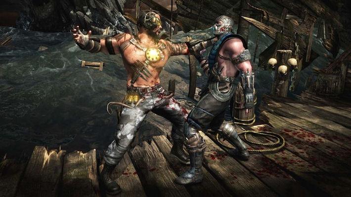 Mortal Kombat X для PS3 и Xbox 360 выйдет не летом, а зимой