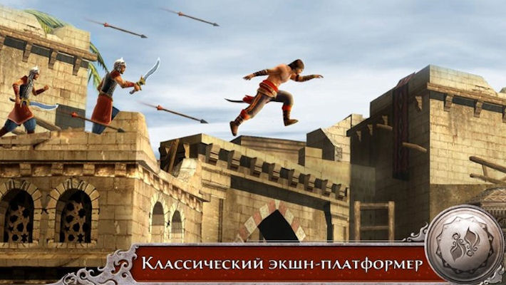 На Андроид и iOS стала доступна игра Prince of Persia Shadow and Flame