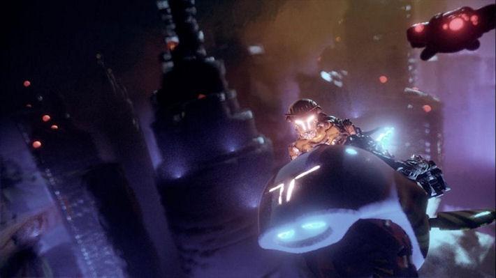 Некоторые подробности о PS4-эксклюзиве Dream