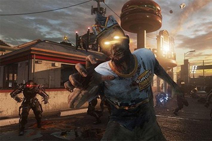 Новое DLC принесло в Call of Duty взрывающиеся бургеры