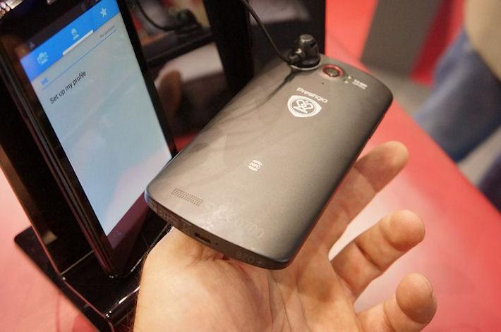 Обзор смартфона Prestigio MultiPhone 7500 (32GB)
