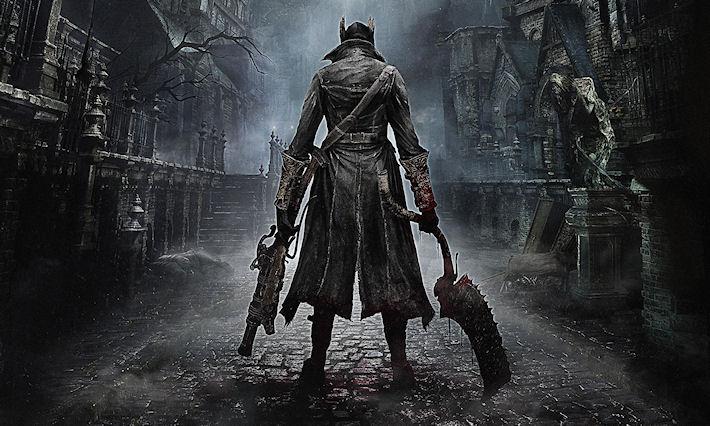 Опубликован релизный трейлер Bloodborne