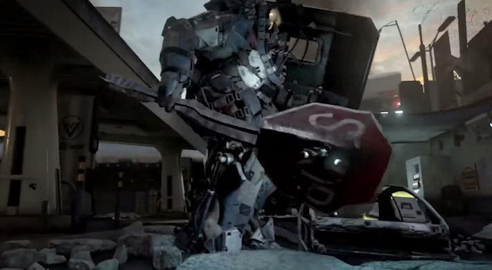 Опубликован трейлер очередного DLC для Call of Duty: Advanced Warfare
