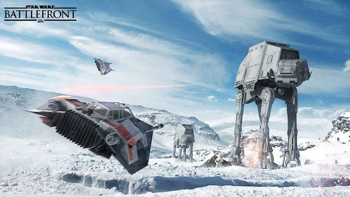 Опубликованы первые подробности Star Wars: Battlefront