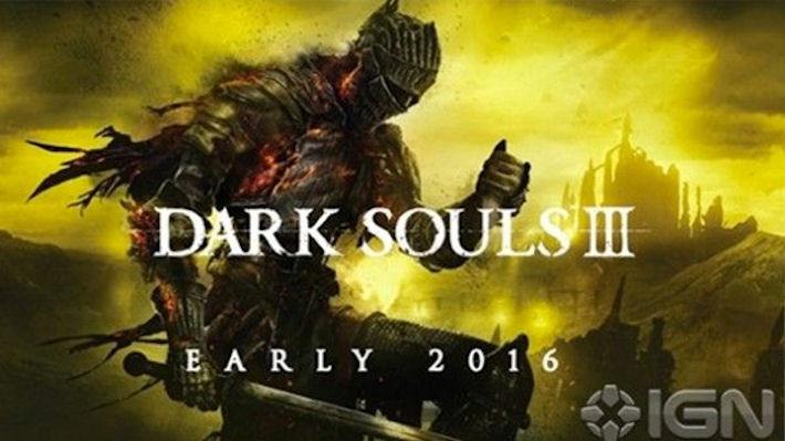 Первые слухи о Dark Souls 3