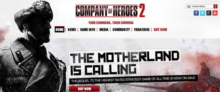 Петиция против Company of Heroes 2
