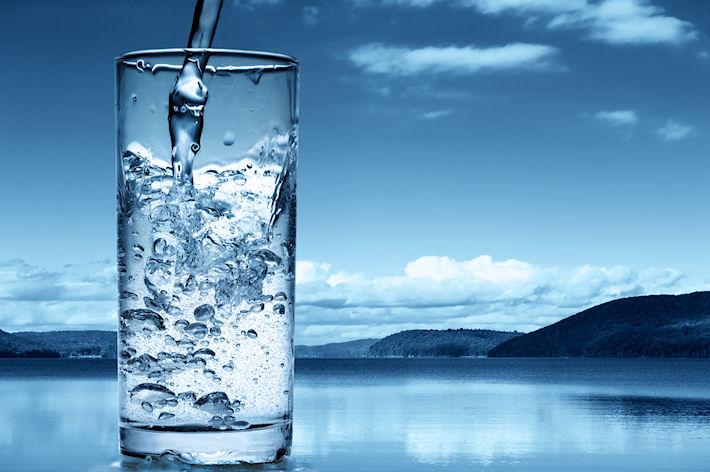 Питьевая вода — настоящее лекарство