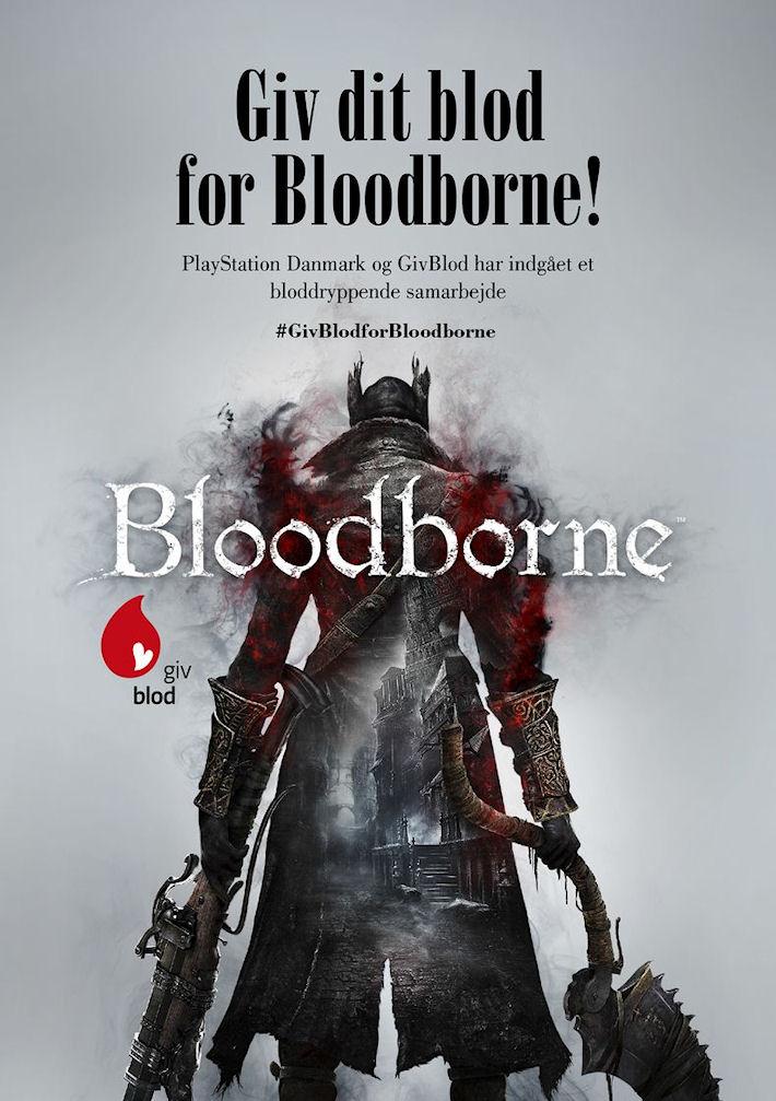 Поделись кровью — получи Bloodborne