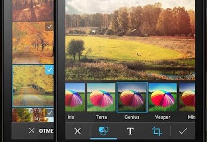 Полезные приложения для работы над фотоснимками для Android