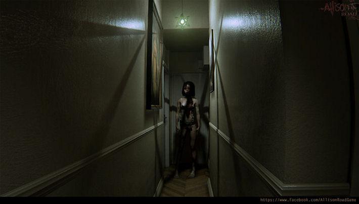 Презентация игры по мотивам Silent Hills