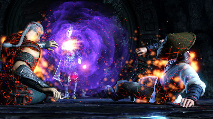 Презентация Хищника в Mortal Kombat X