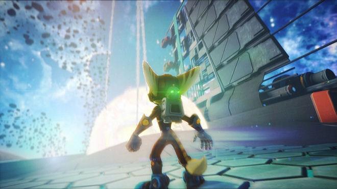 Ratchet & Clank готовится к выходу на PlayStation 3