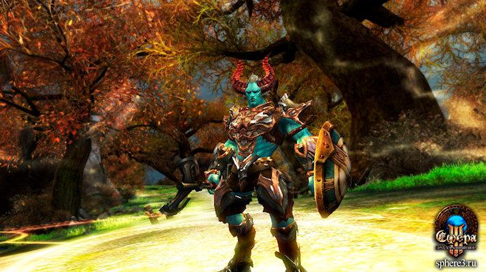 Разработчики готовят ММОRPG «Сфера 3»