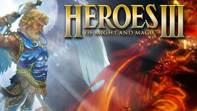 Релиз легендарной Heroes of Might and Magic 3 HD