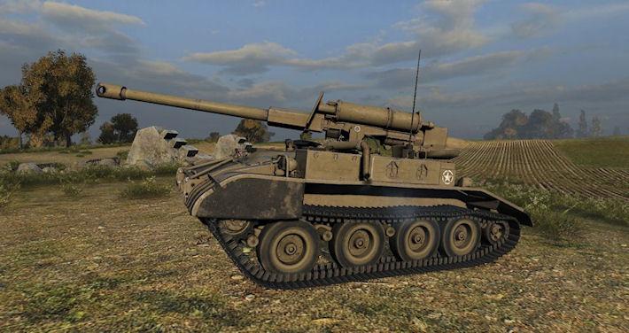 Релиз обновления 9.5 для World of Tanks