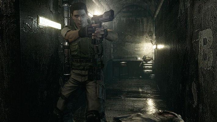 Capcom предлагает 2 версии Resident Evil HD Remaster по цене одной