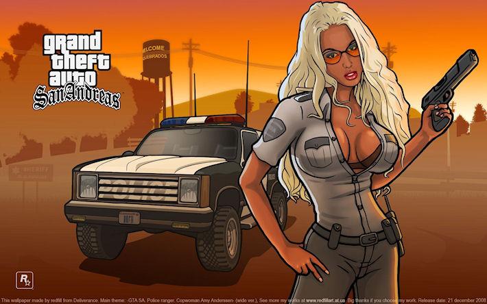 Rockstar Games анонсировала мобильный Grand Theft Auto: San Andreas
