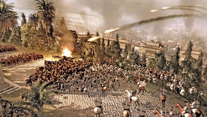SEGA анонсировала новое дополнение для Total War: Rome 2