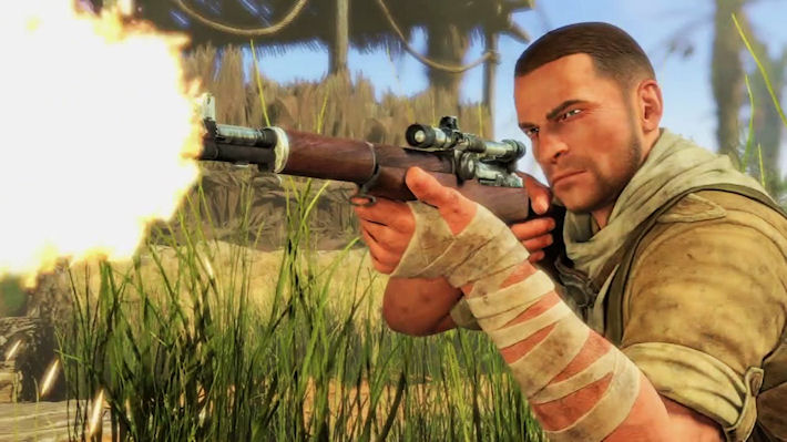 Rebellion анонсировала издание Sniper Elite 3: Ultimate Edition