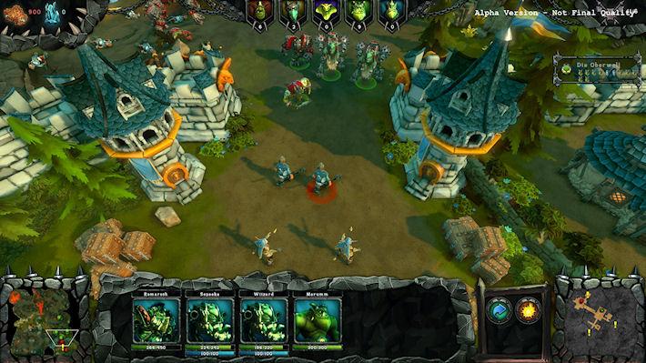 Создатели Dungeons 2 озвучили дату выхода игры