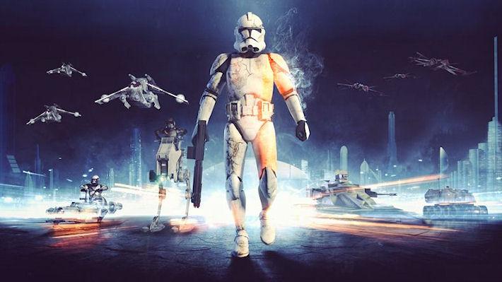 Кое-что о дате выхода Star Wars: Battlefront и Battlefield 5